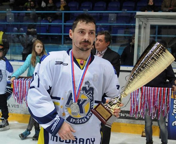 Na snímke Ľubomír Vaic