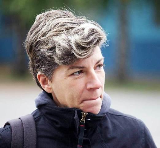 Na snímke Viktorija Kováč Foto: Vladimíra Dorčová-Valtnerová