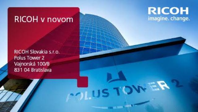 Spoločnosť Ricoh kúpila spoločnosť Avanti Computer Systems Limited