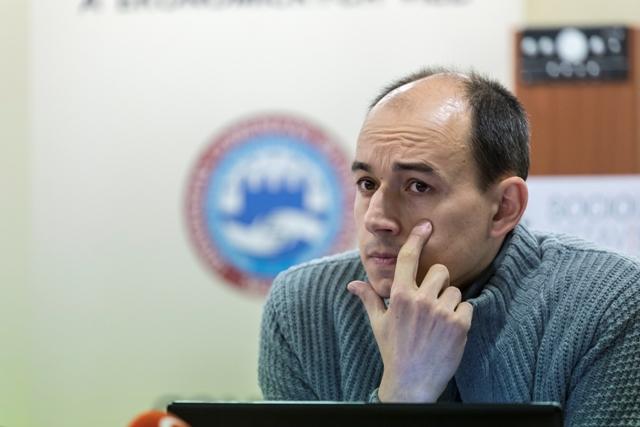 Na snímke Miloslav Bahna