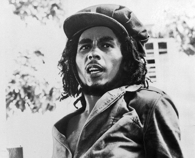 Bob Marley (rodený Robert Nesta Marley)