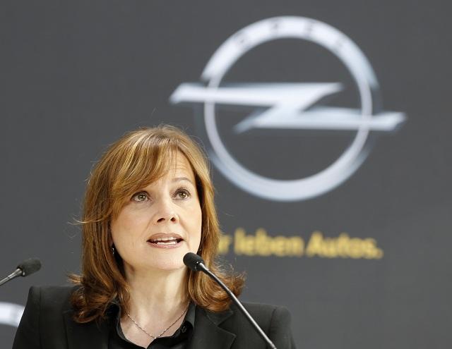 Generálna riaditeľka amerického koncernu General Motors (GM) Mary Barraová
