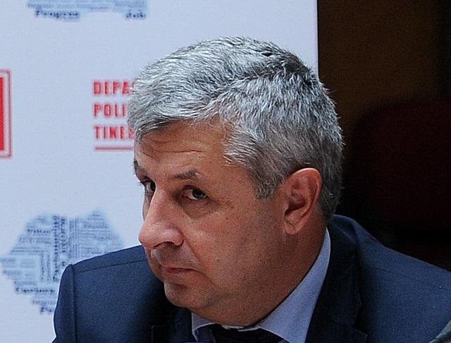 Rumunský minister spravodlivosti Florin Iordache