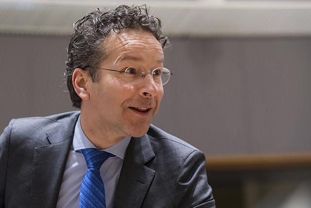 Predseda Euroskupiny a holandský minister financií Jeroen Dijsselbloem