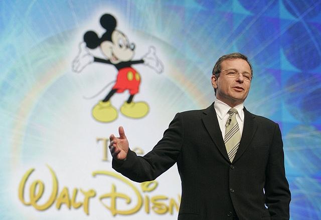 Šéf spoločnosti Walt Disney Company Bob Iger