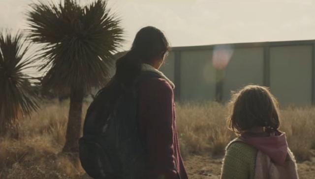 Reklama zobrazujúca múr medzi USA a mexikom bola cenzurovaná, no aj tak vyvolala ošiaľ