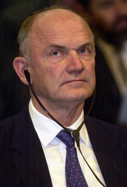 Na snímke z roku 2001 Ferdinand Piëch