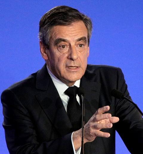 Francúzsky konzervatívny kandidát do prezidentských volieb Francois Fillon