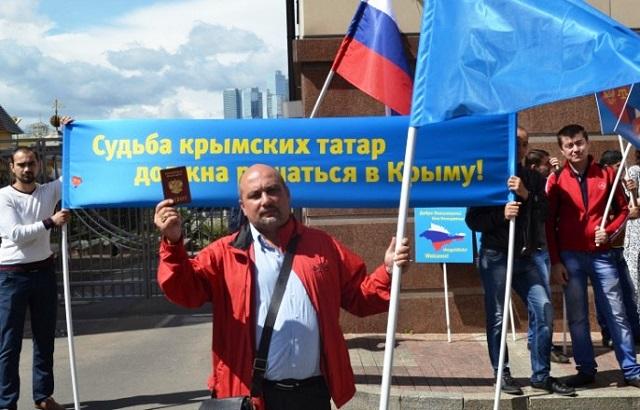 Krymskí Tatári požadujú OSN o uznaní polostrova časťou Ruska