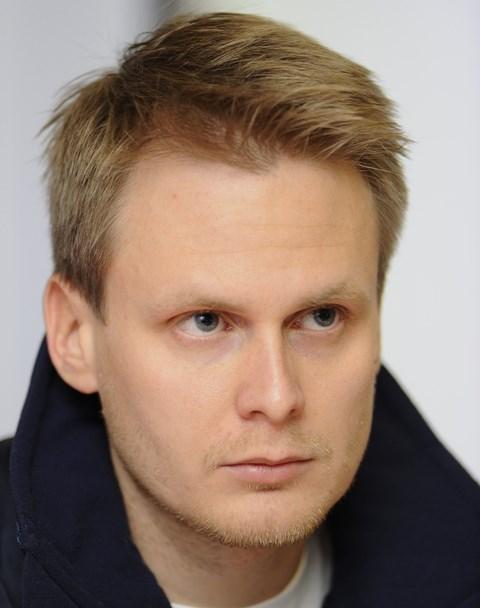 Na snímke z roku 2012 Matej Polák