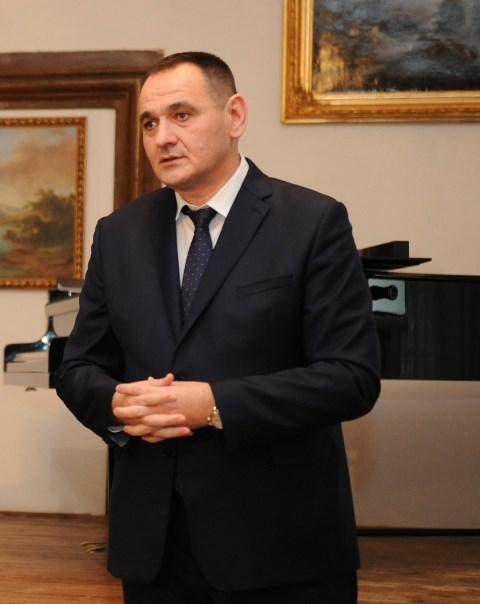 Na snímke predseda Prešovského samosprávneho kraja Peter Chudík