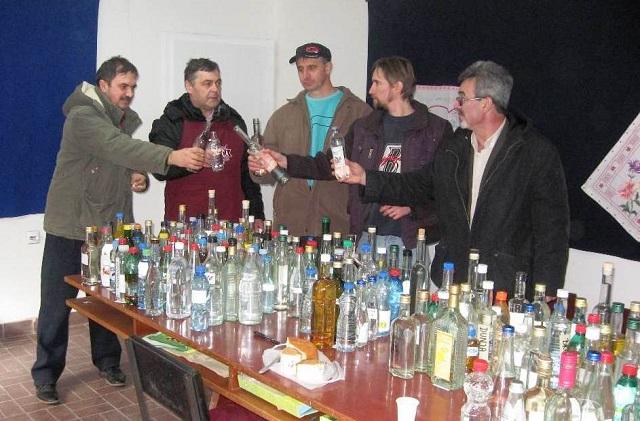 Srbsko, krajania: Bohatá ponuka údenín v Bielom Blate