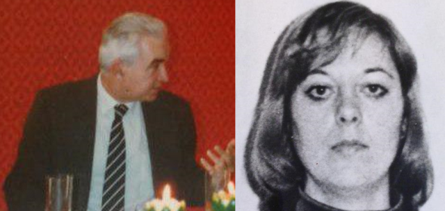 Na kombosnímke Matej Blažej a Viera Zimáková