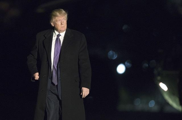 Na snímke Donald Trump. Foto: Manuel Balce Ceneta
