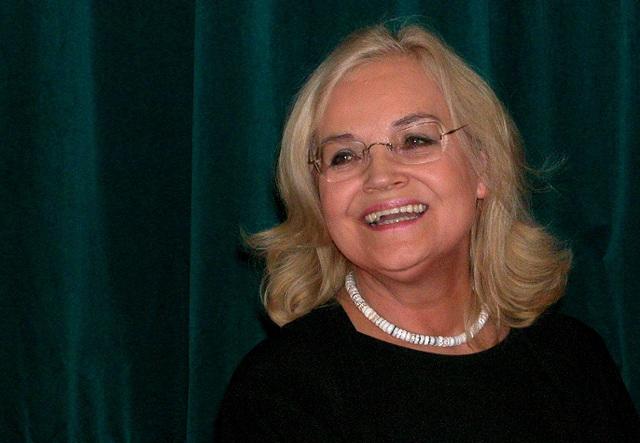 Česká herečka Gabriela Vránová
