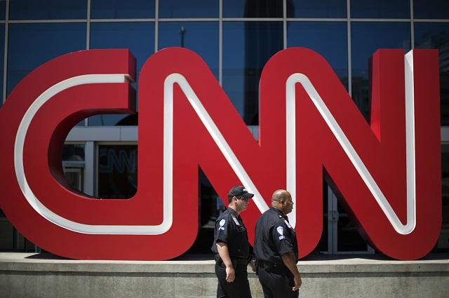 Komentátor CNN: V tomto momentě se Trump stal prezidentem Spojených států