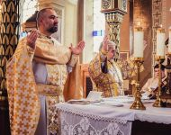 Vladyka Milan chautur navštívil Čičarovce