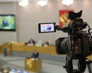 Andrej Danko v ruskej Štátnej dume.