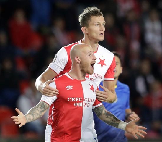 93186ab749da5 Stoch skóroval pri remíze Slavie na pôde FC Sevilla 2:2 - Hlavné správy