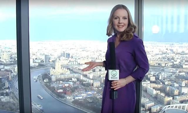 Moskovské medzinárodné obchodné centrum Moskva-City otvorilo najvyššie  situovanú prehliadkovú plochu na najvyššej budove v Európe - Hlavné správy 7fe55c3df89