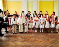 Vystúpenie Folklórneho súboru Briežok