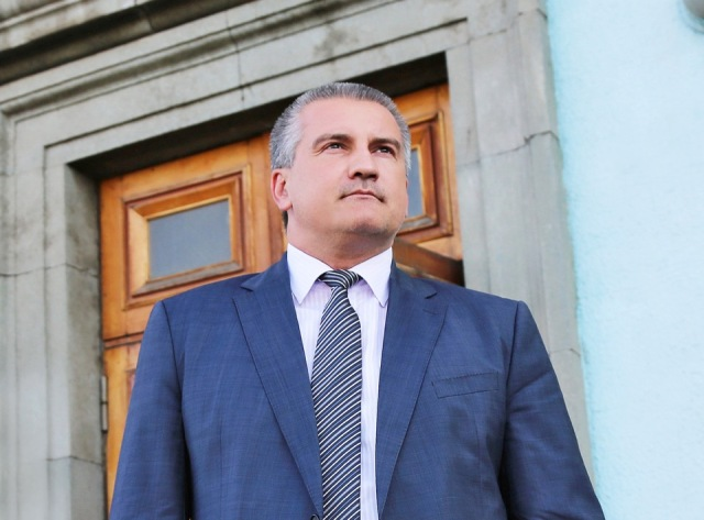 f301feb505a6 Exkluzívny rozhovor s hlavou Republiky Krym Sergejom V. Aksionovom ...