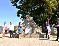 Brezová pod Bradlom - pamätník Hurbanovských bojov
