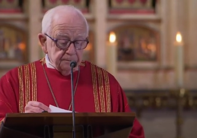 Katolícky kňaz a profesor Petr Piťha