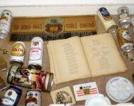 Na snímke plechovky z rôznych druhov piva