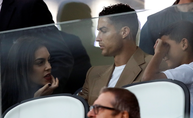 697a92fd74ea4 Ronaldo popiera obvinenie zo znásilnenia:
