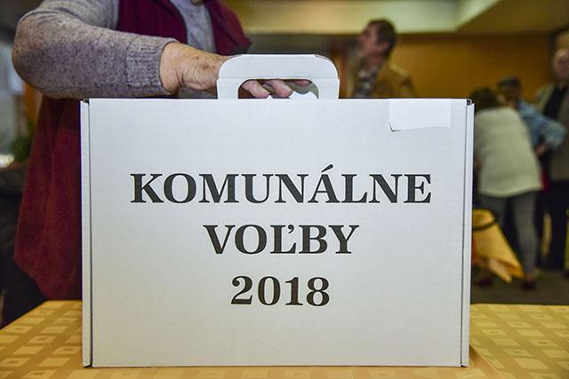 b041988d8 Ilustračné foto. Nezávislí kandidáti získali v komunálnych voľbách ...
