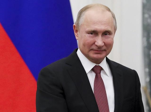 Najdôležitejšie odpovede Vladimira Putina na tradičnej tlačovej konferencii  - Hlavné správy 48e3570ab47