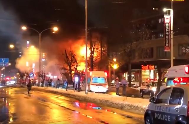d530b3d35 Výbuch v reštaurácii v Saporre zrejme spôsobil plyn - Hlavné správy