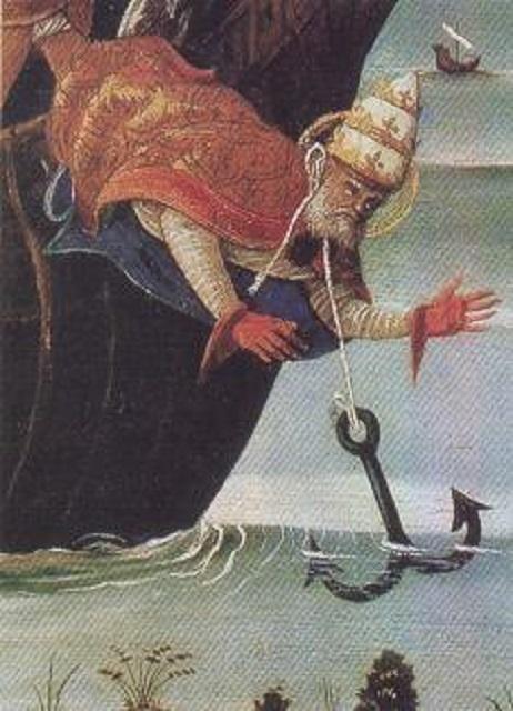 671f58154 Keď svätý Peter apoštol prišiel r. 42. do Ríma, obrátil ho na kresťanskú  vieru, vyučil a pokrstil. A keď svätý Pavol apoštol prišiel prvý raz do  Ríma r.