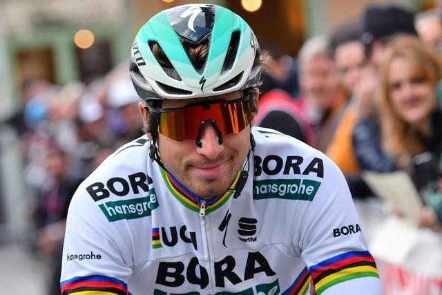 8fee2e4b0d3a8 Peter Sagan potreboval nabrať súťažný rytmus pred klasikami. Tirreno ...