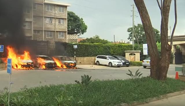 Nairobi 5. októbra (TASR) – Kenská armáda zverejnila dnes mená štyroch útočníkov z nákupného centra v.