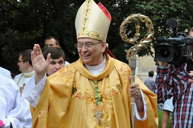 Arcibiskup Mons. Orosz
