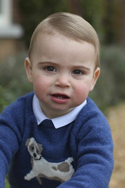 f48d10b9ab Princ Louis oslavuje prvé narodeniny - Hlavné správy