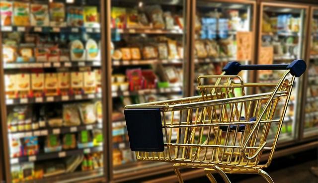 obchod nakup