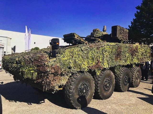 d953beab90 Rezort obrany pri transportéroch odmieta špekulácie