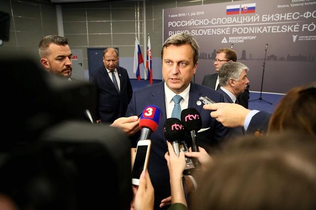dd20952086cd4 Danko v Moskve: Obchodná bilancia Nemecka s Ruskom rastie a ...