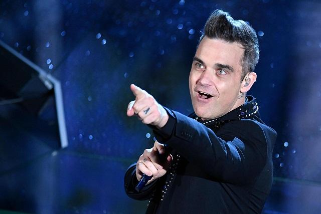 Robbie Williams lepší človek jediný Zoznamka 30s Austrália