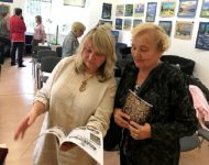 Ruské centrum vedy a kultúry navštívili hostia z  ruského mesta Tver