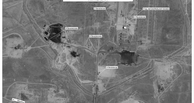 """Ruské ministerstvo obrany tvrdí, že má dôkazy, ako Spojené štáty pašujú sýrsku ropu. """"Vieme aj, koľko na tom zarábajú"""""""