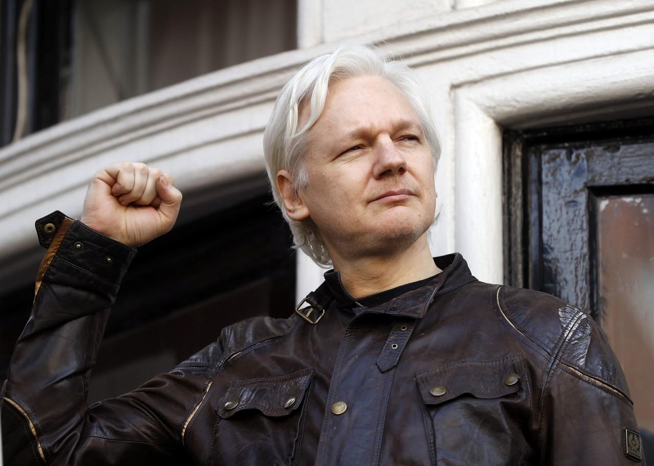 Julian Assange, súd, pojednávanie, WikiLeaks