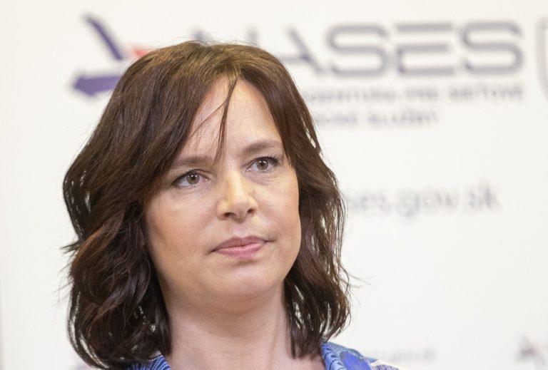 Veronika Remišová , Eurofondy, Slovensko