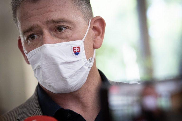 Roman Mikulec, minister, teroritmus