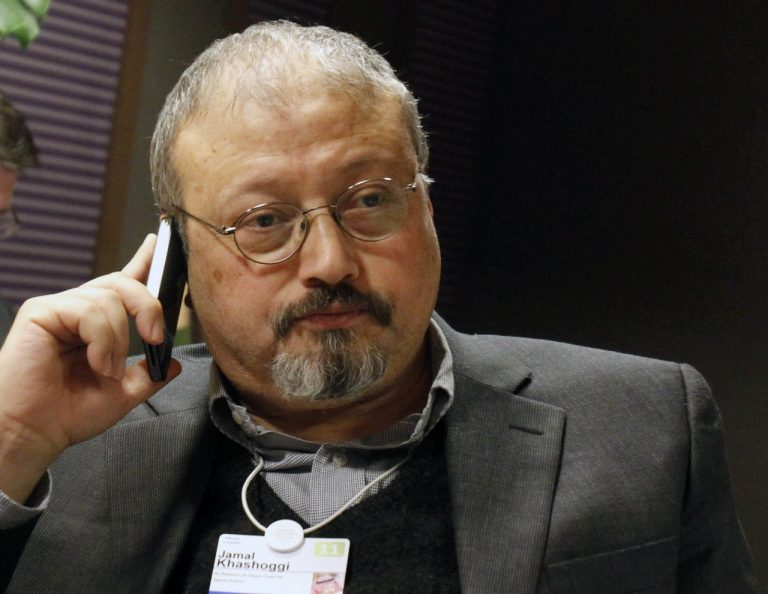 Džamál Chášukdží, novinár, súd, vražda