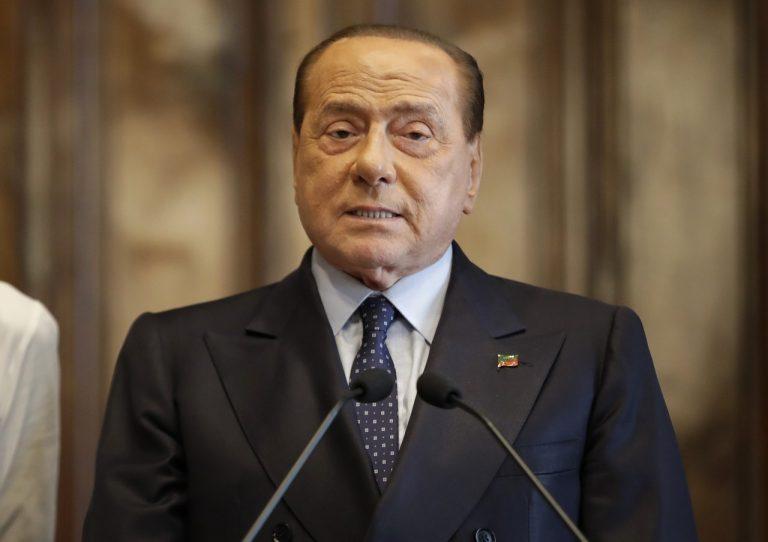 Silvio Berlusconi , politik, Covid19