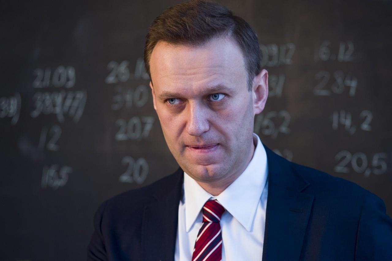 Alexej Navaľnyj, aktivista, otrava